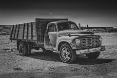 Studebaker (D E Pabst Photography) Tags: truck rusted classic automotive studebaker