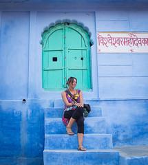 Rajasthan - Jodhpur - blue city-4
