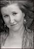 (Cliff Michaels) Tags: nikon photoshop pse9 bw monochrome girl face woman smile pretty angela sexy model headshot