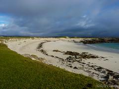 Goirtin Peninsula - Dog's bay (Nelleke C) Tags: 2016 dogsbay roundstone beach coast connemara countygalway holiday ierland ireland kust landscape landschap strand vakantie