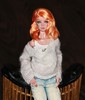 Hennessy (7) (RikkSi) Tags: tender creation hennessy wig bjd fbjd doll jeans sweater