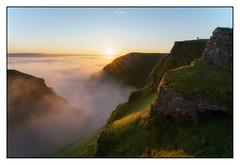 On The Edge (shaunyoung365) Tags: landscape sunrise sonya7rii peakdistrict