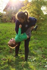 Madzia, Kosma (Lunatrin) Tags: mother child love nature hug true bond motherhood childhood sister toddler