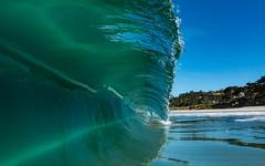 Glass & Lasers (decompreSEAN) Tags: wave waves waveporn shorebreak glass saltwatercures saltwater pacificocean california centralcalifornia centralcoast surf bodysurf bodyboard barreled sonyrx100v shoots