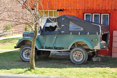 ARO M461 (SergiuSV) Tags: aro m461 ims 4x4 4wd offroad offroadvehicles campulungmuscel