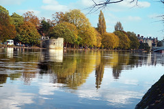 Photo of River Ouse at York