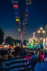 NC State Fair (ashercurri) Tags: nc state fair carnival food colors rides sony nex nex7