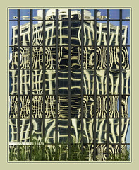 Sampling downtown Phoenix, Arizona (TAC.Photography) Tags: windows glass reflection reflections abstract phoenix building architecture pattern design tomclarkphotographycom tacphotography tomclark d7100