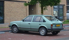 1984 Opel Kadett D KT-45-TZ (Stollie1) Tags: 1984 opel kadett d kt45tz reeuwijk