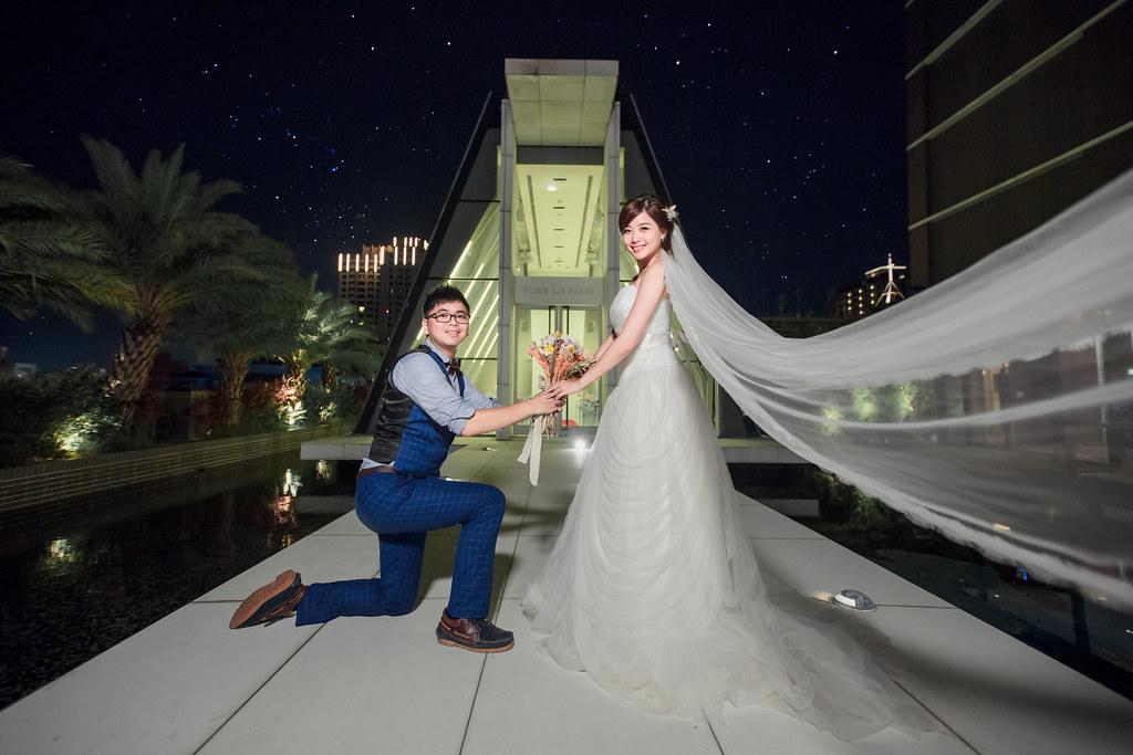 027芙洛麗 類婚紗