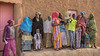 In the streets of Agadez (Hannes Rada) Tags: niger agadez