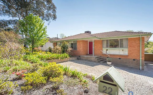 22 Nullagine Street, Fisher ACT 2611