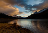 Kananaskis in some stunning light (JohnRWooding) Tags: 5dmkiii 24105mm llens landscape alberta clouds mountain canmore canadian rockies lake water composure light backcountry