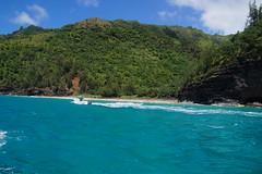 158 Boottocht Na Pali Coast (Gé Nielissen) Tags: 2017 verenigdestaten hawaii kauai napalicoast