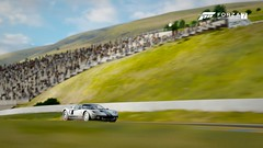 Louder (Mr. Pebb) Tags: fordgt rearwheeldrive rwd midengined v8 american supercar twoseater twodoor mr forza forzamotorsport7 fm7 videogame racinggame racegame stockshot stock supercharged xboxone photomode