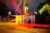 4 seconds (Dirty Thumper) Tags: sony sonyphotographing minolta alpha nex nex5n md sr 3570mm zoom legacy vintage mf london street night travel kiss couple hug lights bigben londoneye busstop southbank