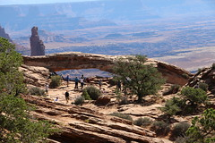 IMG_0124 (tecumseh1967) Tags: 2017 canyonsland mesaarch nationalpark rotel usa wanderreise