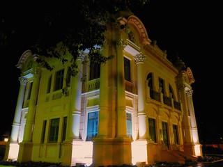 >> Museu Municipal >> #uberlandia #brazil #minasgerais #photography #mobilephotography #night #goodnight #follow