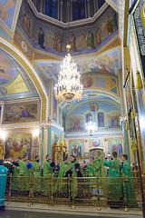 Вечерняя молитва накануне именин Правящего архиерея_27_ 02,11,2017