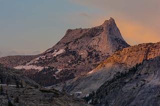 Unicorn Peak, Yosemite National Park
