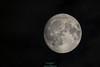 November Moon-2 (Rudaki1959) Tags: moon supermoon earthnaturelife explore telezoom tryouts outdoor outdoors amsterdam a7m2 autumn a7ii sky day holland closeup