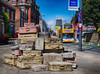 The Hope Street 'Suitcases' (elan_h) Tags: liverpool 2017 elanh hdr img3528hdrlr the hope street suitcases maletas