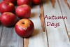 Autumn Days 2 (Giovanna-la cuoca eclettica) Tags: lautunno autumn stilllife apples mele indoor red colors energy healthy healthyfood food