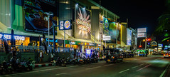 Streetphotos in Pattaya, after dark (jhemmingsen65) Tags: royalgardenplaza shoppingcenter beachroad pattaya chonburi thailand