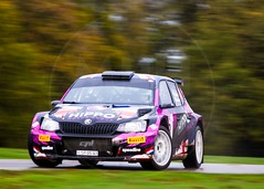 Thomas Preston/Carl Williamson - Skoda Fabia R5 (MPH94) Tags: oulton park cheshire circuit neil howard stages rally nhstages november msvr motorsport news championship msn auto car cars motor sport rallying thomas preston carl williamson skoda fabia r5