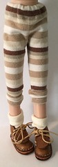 Shades Of Brown Leggings...For Blythe...