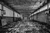 Pripyat Secondry School Sports Hall - Chernobyl (Craig Hannah) Tags: pripyat secondaryschool abandoned derelict decay derelectbuilding sportscentre sportshall school chernobyl craighannah september 2017 radioactivecontamination nucleardisaster exclusionzone zoneofalienation ukraine 30kilometrezone radiation bw ghosttown