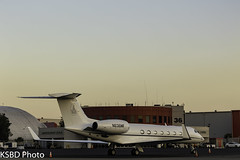 N636MF G550 (KSBD Photo) Tags: burbank california unitedstates us n636mf g550 gulfstreamfan gulfstreamforever glf5