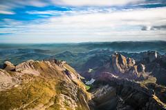 Mountains lake in Switzerland (Seealpsee) (potto1982) Tags: landscape wolke nikon landschaft europa alps see switzerland berge berg lake swiss natur mountains sigma d810 alpen 2017 wandern nature schweiz cloud hiking nikond810 sky seealpsee himmel europe mountain landschaftsbild schwende appenzellinnerrhoden ch