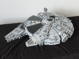 YT-1300 Pirate Space Ship
