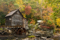 Glade Creek Grist Mill_-9 (mark.breen) Tags: babcockstatepark gristmill westvirginia