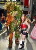 DSC_0156 (Randsom) Tags: newyorkcomiccon october7 2017 nycc nyc newyorkcity costume jacobjavits comic con convention cosplay dccomics dc superhero wonderwoman heroine superheroine justiceleague jla swampthing creative green garden jungle javits october6