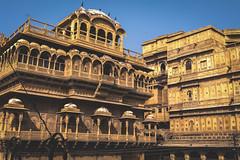 Rajasthan - Jaisalmer - building-3