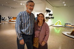 Castle Preview Party at MAG (Memorial Art Gallery) Tags: memorial art gallery mag rochester ny wendellcastle wendell castle tagthemag