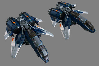Eagle Starfighter_01