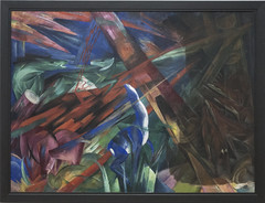 Franz Marc (Martin Beek) Tags: franzmarc german animal paint expressionism