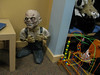 Time Out Corner (prima seadiva) Tags: dentist halloween udistrict ghoul child