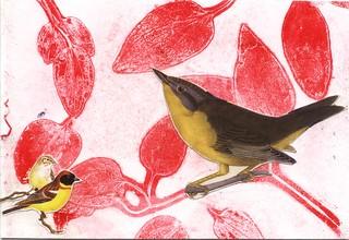 nature inspired birds