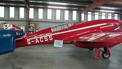 "De Havilland DH.88 Comet 19 • <a style=""font-size:0.8em;"" href=""http://www.flickr.com/photos/81723459@N04/24255443918/"" target=""_blank"">View on Flickr</a>"