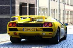1998 Lamborghini Diablo VT (Dirk A.) Tags: sidecode6 29xjzs 2007 lamborghini diablo vt