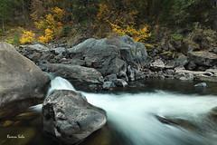 Sanctum (Ramen Saha) Tags: yosemitenationalpark yosemite mercedriver autumn autumncolors longexposure river water rocks granite ramensaha nationalpark