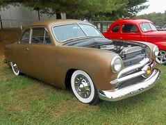 1949 Ford (splattergraphics) Tags: 1949 ford customcar carshow rustynutz jalopyrama carrollcountyagriculturalcenter westminstermd