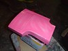 Grey Knight Thigh Plate in Pink (thorssoli) Tags: greyknights ordomalleus spacemarine terminator armor costume cosplay replica warhammer 40k 40000 wh40k