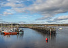 Amble Marina and Staithes, Northumberland (Greg's Old Feller) Tags: rivercoquet boat yacht coast
