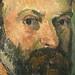 CEZANNE,1881-82 - Autoportrait au Bonnet blanc (Munich) - Detail 54