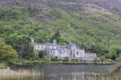 IMG_3206 (avsfan1321) Tags: kylemoreabbey ireland countygalway connemara castle abbey water landscape mountains mountain green lake pollacapalllough pollacapalllake
